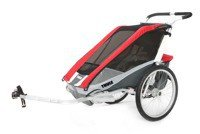 Thule Chariot Cougar 1 Red