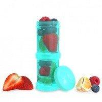Twistshake - Container 2x 100ml / 3oz Turquoise