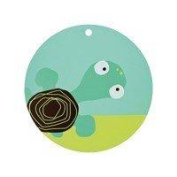 Lassig - Podkładka silikonowa do posiłku Wildlife Żółw