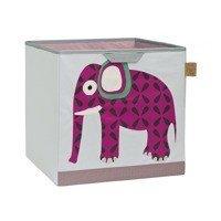 Lassig - Pudełko na zabawki Wildlife Słoń