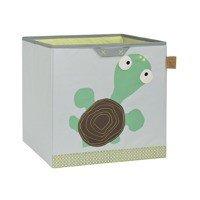 Lassig - Pudełko na zabawki Wildlife Żółw