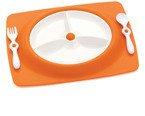 Skip Hop - Zestaw do jedzenia Mate Orange