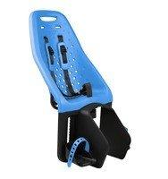 THULE - Yepp Maxi fotelik rowerowy - niebieski, montowany na bagażnik roweru
