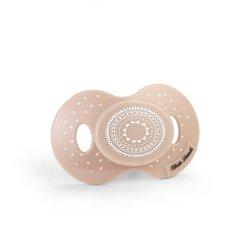 Elodie Details - Smoczek uspokajający 3 m+, Powder Pink