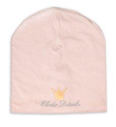 Elodie Details - czapka Powder Pink, 6-12 m-cy