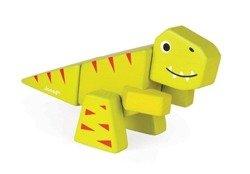Janod - Tyranosaurus drewniany do złożenia