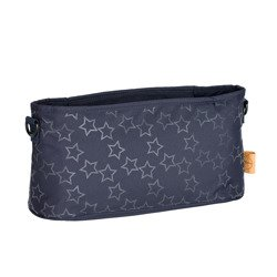 Lassig - Casual Label Organizer do Wózka Reflective Star navy