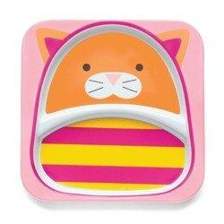 Skip Hop - Talerz Zoo Kot