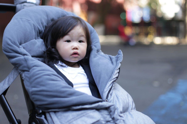 7AM - Śpiworek do wózka i fotelika samochodowego Blanket 212 Evolution Heather Grey