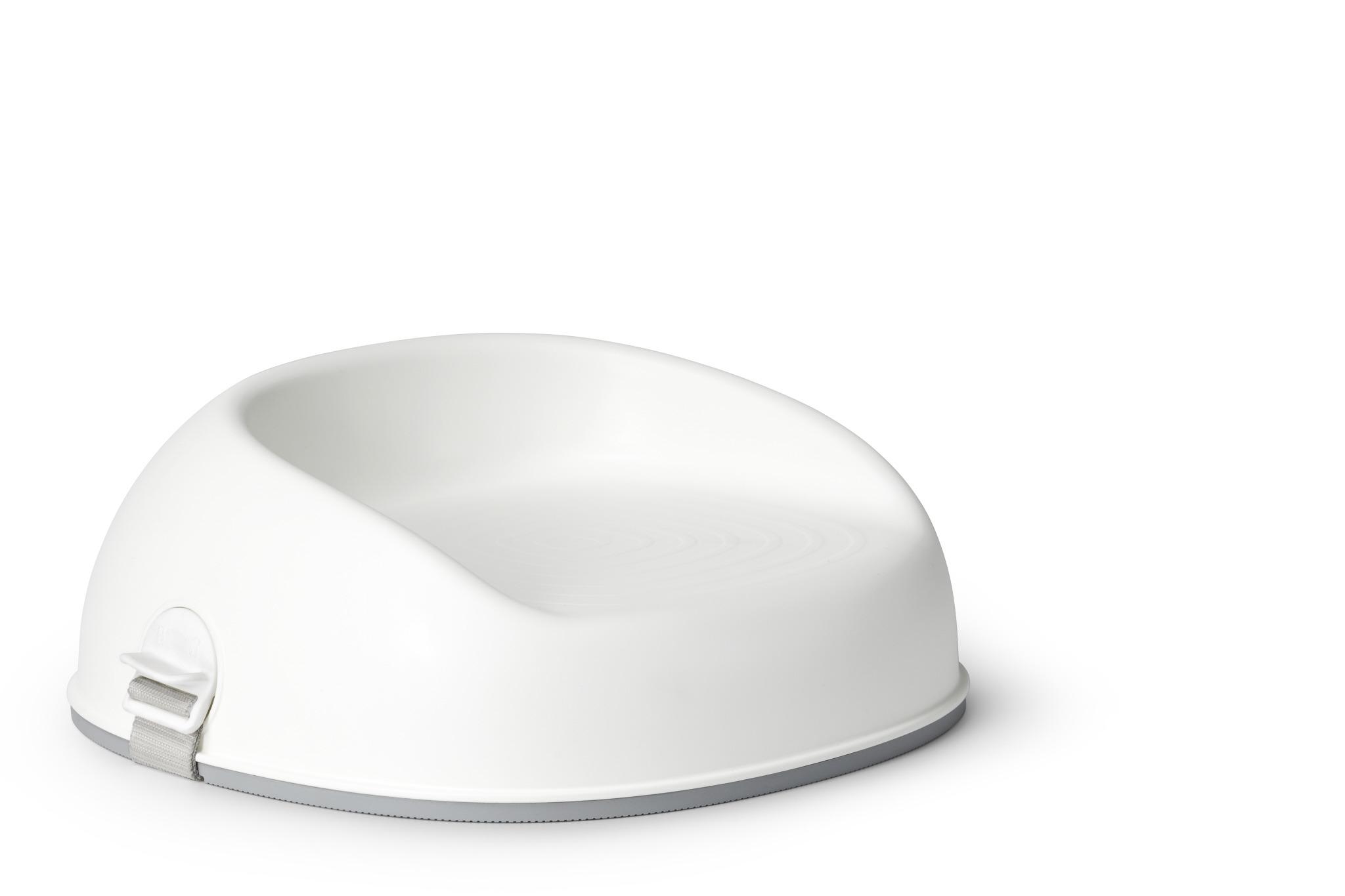 BABYBJORN – nakładka na krzesło, Biała