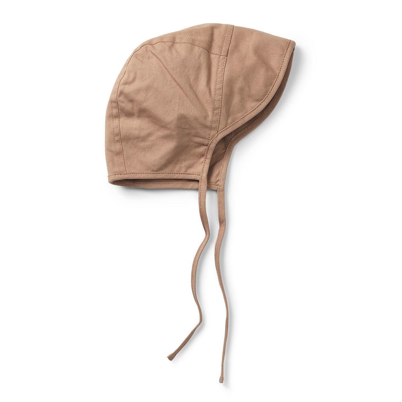 Elodie Details - Czapka Baby Bonnet - Faded Rose 6-12 m-cy