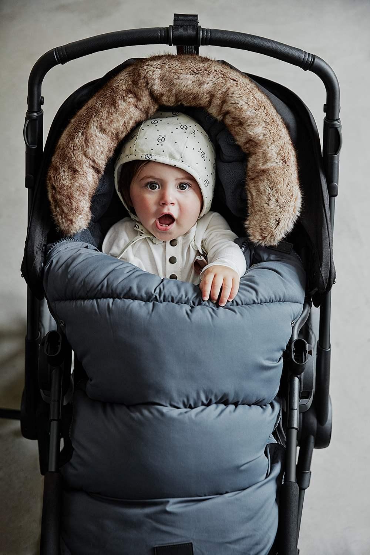 Elodie Details - Czapka Winter Bonnet - Monogram -  1-2 lata