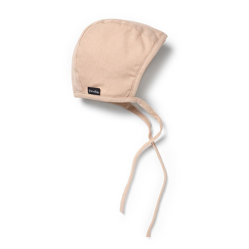 Elodie Details - Czapka Winter Bonnet - Powder Pink - 1-2 lata