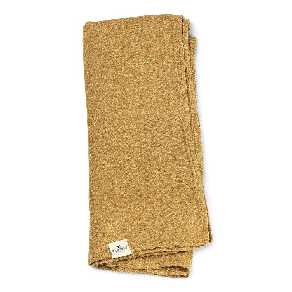 Elodie Details - Kocyk bambusowy - Gold
