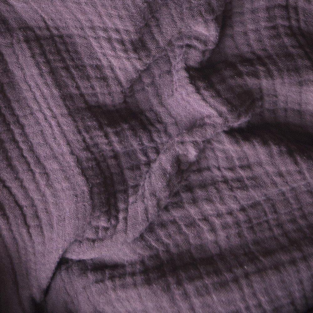 Elodie Details - Kocyk bambusowy - Plum Love