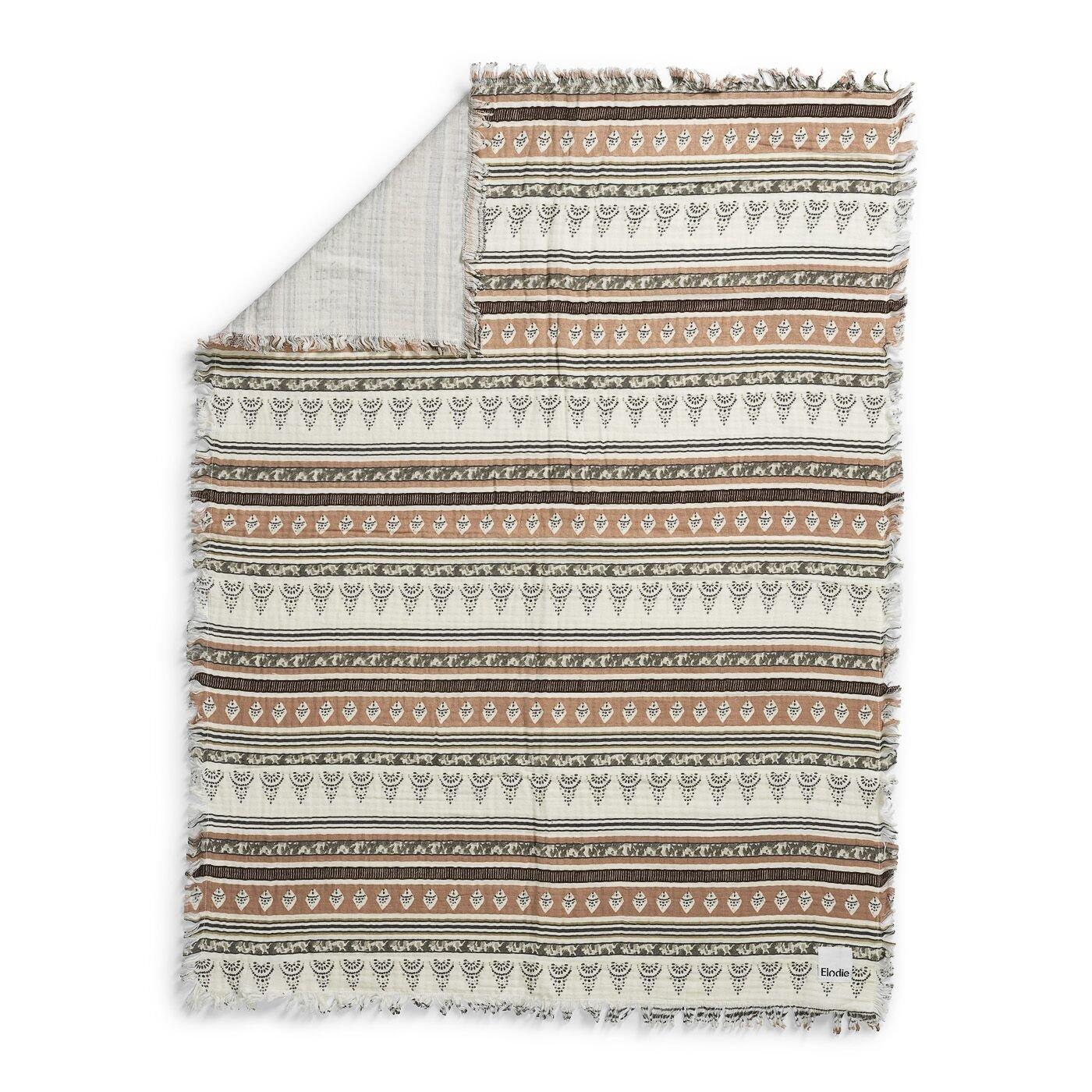 Elodie Details - Kocyk bawełniany - Desert Weaves