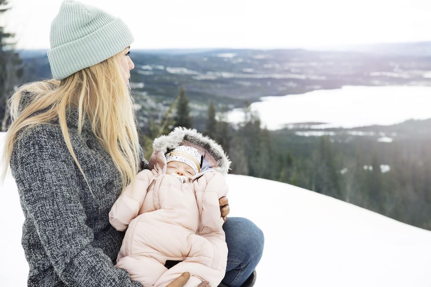 Elodie Details –  Kombinezon dziecięcy -  Powder Pink 0-6 m-cy