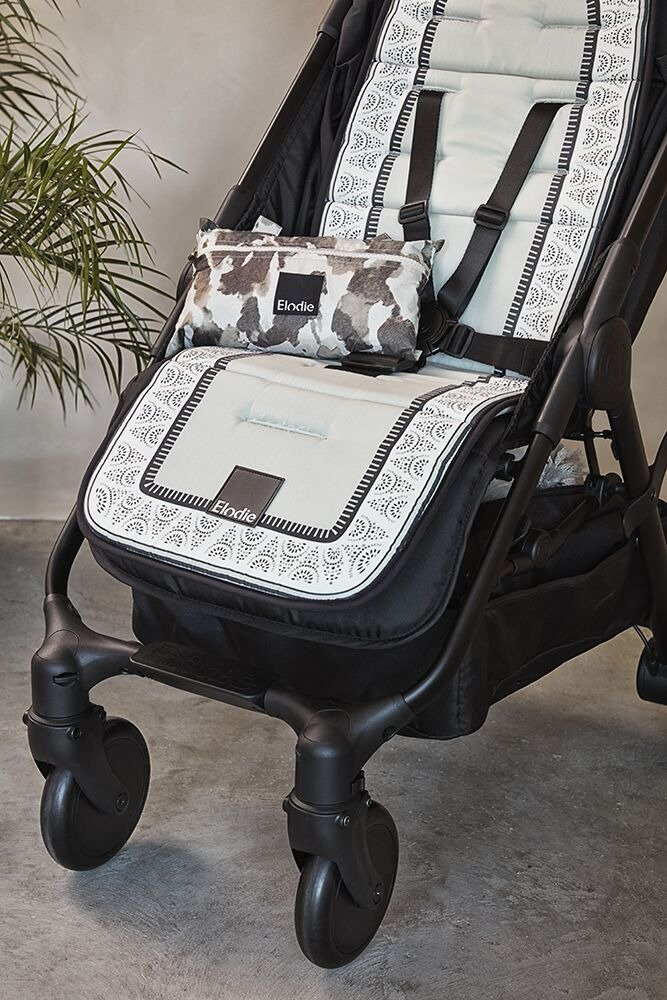 Elodie Details - Miękka wkładka do wózka - Desert Rain