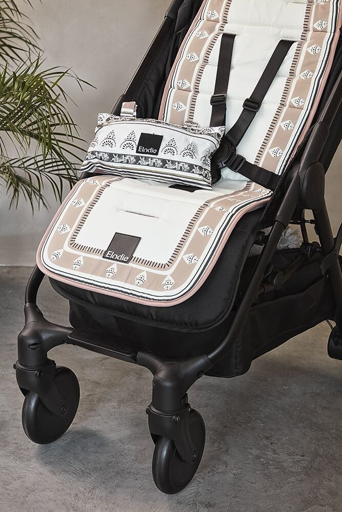 Elodie Details - Miękka wkładka do wózka - Desert Weaves