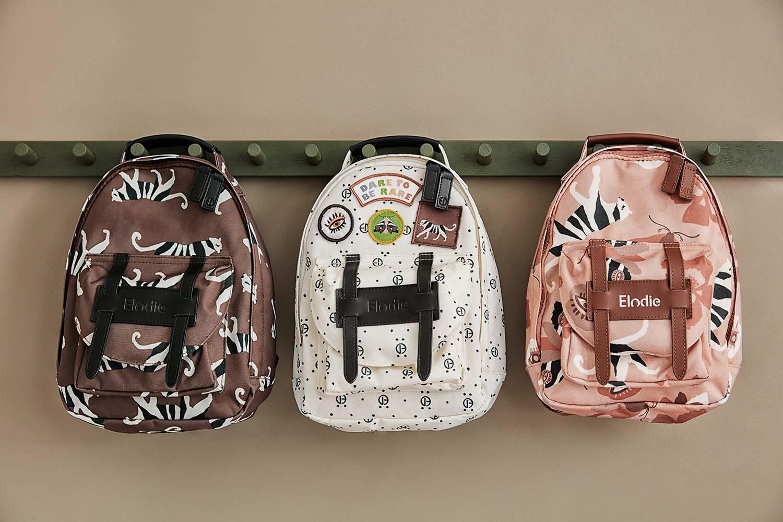 Elodie Details - Plecak BackPack MINI - White Tiger