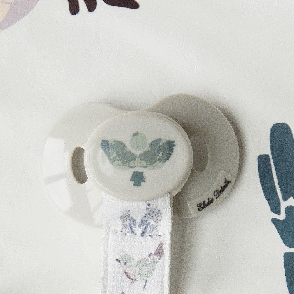 Elodie Details - Smoczek - Watercolor Wings
