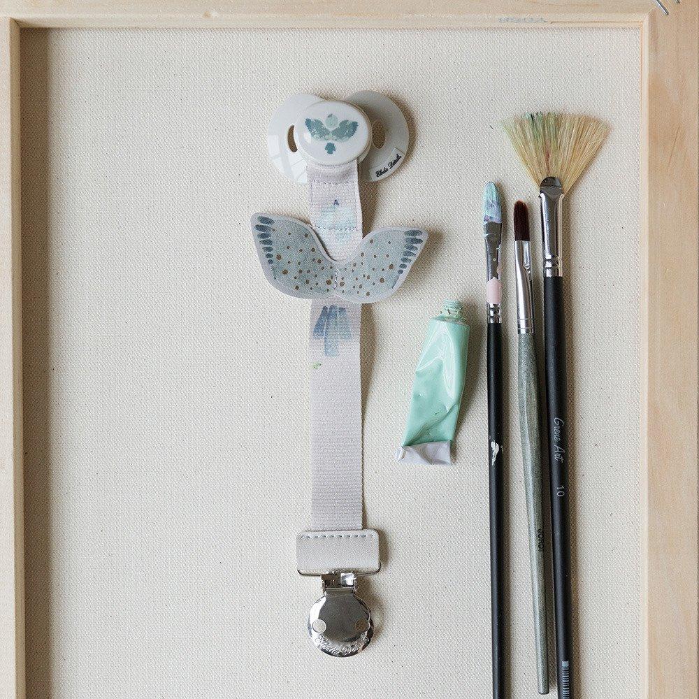 Elodie Details - Zawieszka do smoczka - Watercolor Wings