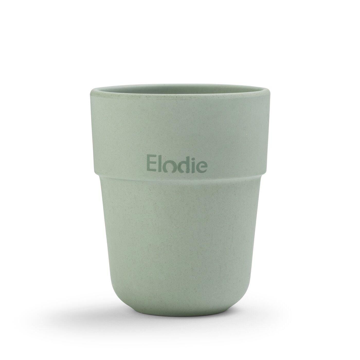 Elodie Details - Zestaw obiadowy dla dzieci - Mineral Green