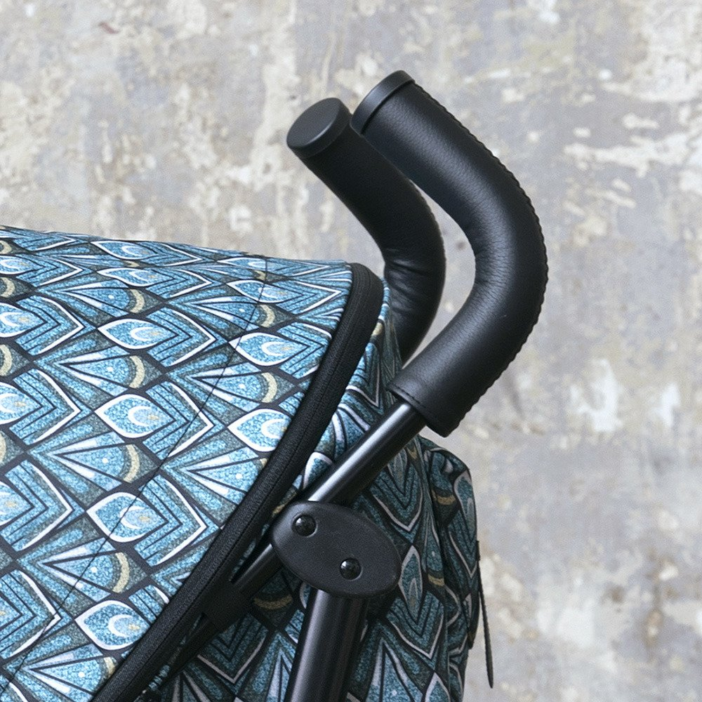 Elodie Details - wózek spacerowy Stockholm Stroller 3.0 - Everest Feathers