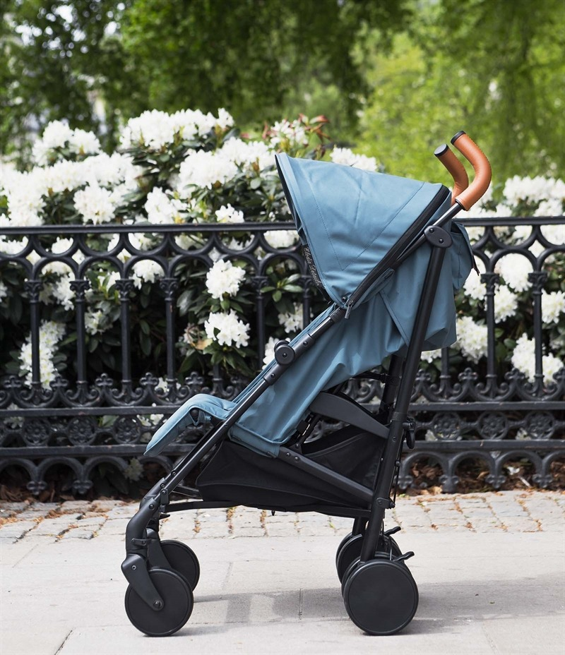 Elodie Details - wózek spacerowy Stockholm Stroller 3.0 Pretty Petrol