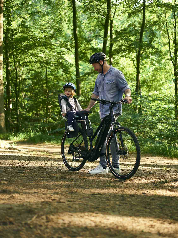 Fotelik rowerowy - THULE Yepp Nexxt Maxi Montowany do ramy - Momentum