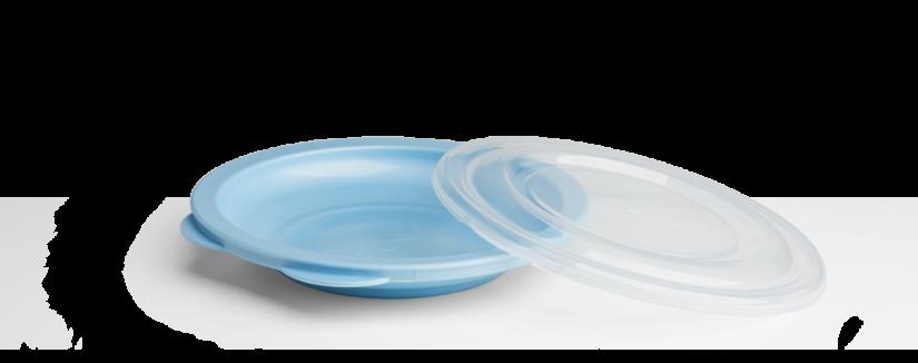 Herobility - HeroEcoFeeding - zestaw obiadowy - niebieski