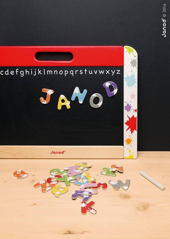 Janod - Tablica wisząca 3w1