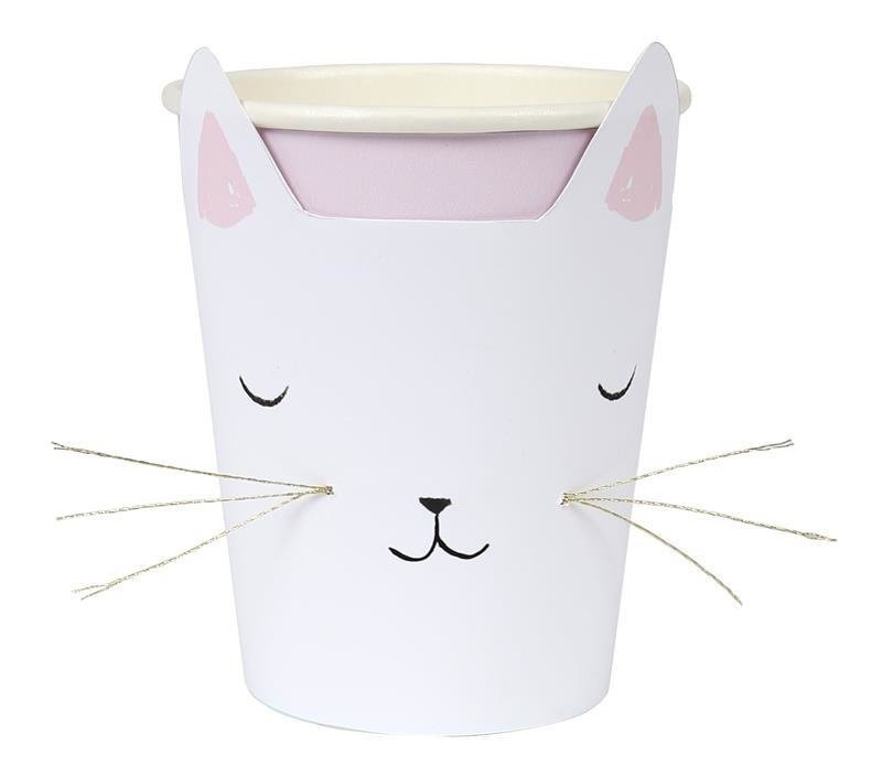 Meri Meri - Kubeczki Kot