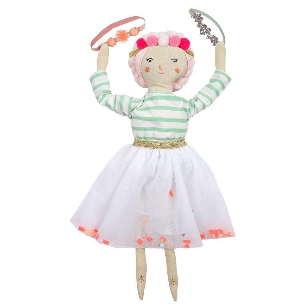 Meri Meri - Zestaw opasek dla lalki