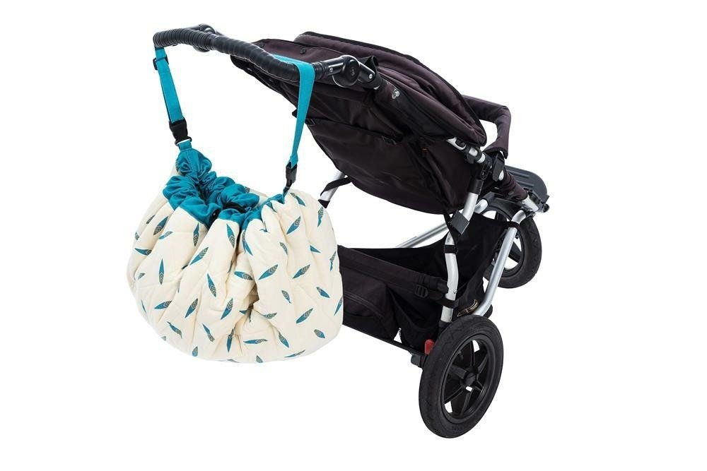 Play&Go - Mata i worek 2w1 Soft Moulin Roty