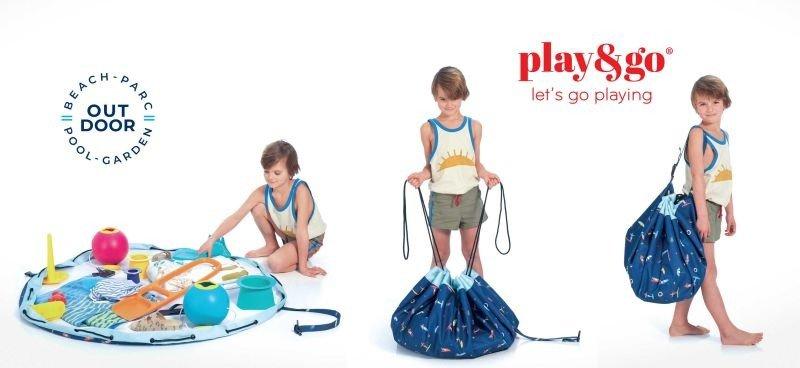 Play&Go - Worek Outdoor Plaża