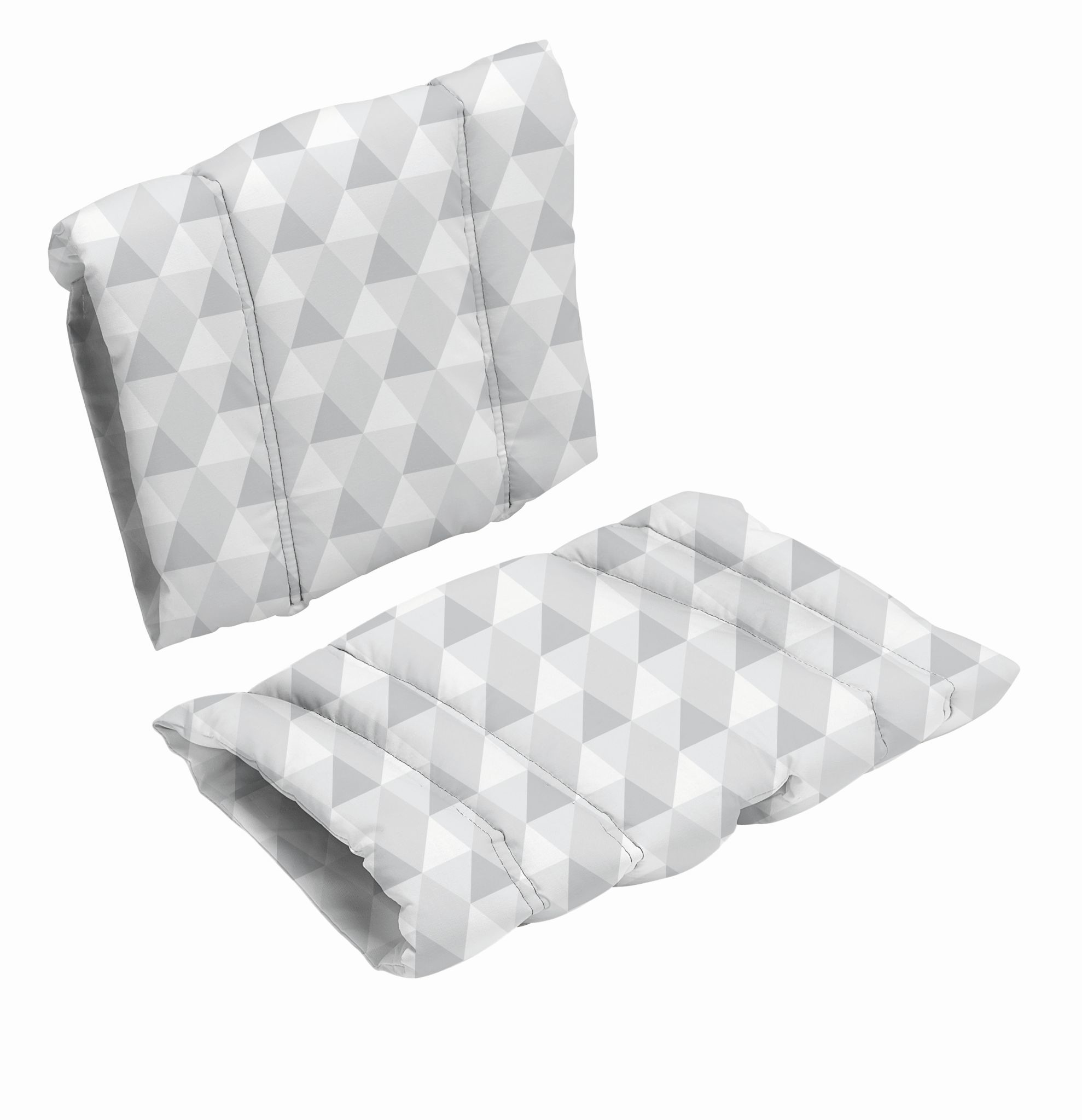 Poduszka do krzesła DanChair - HARMONY - szary