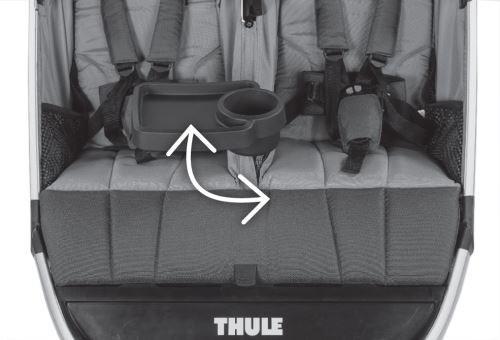 THULE Glide/Urban Glide 1 i 2 - Tacka
