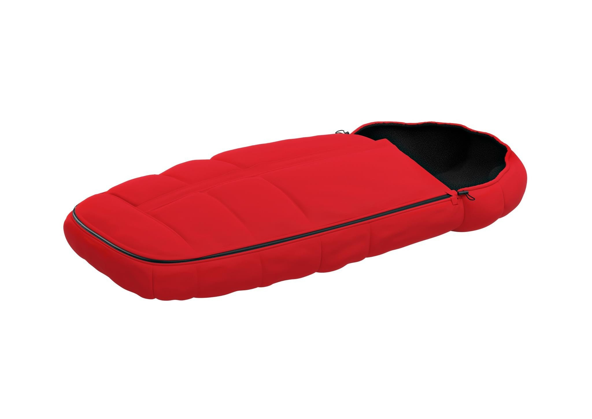 Thule Sleek - śpiworek do wózka - Energy Red