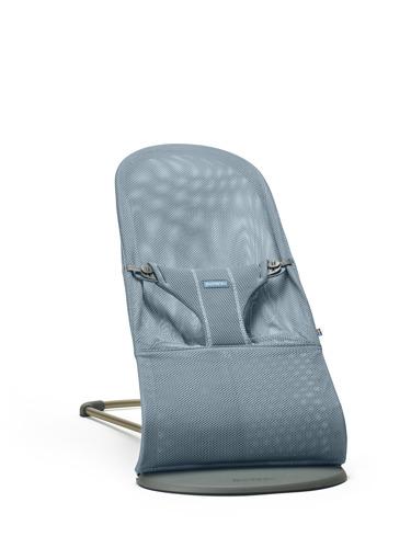 BABYBJORN - leżaczek BLISS MESH, Błękitny