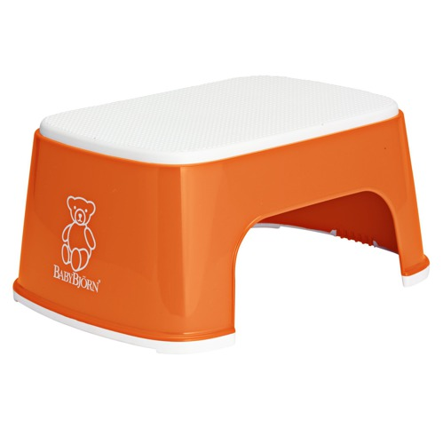 BABYBJORN - podest - pomarańczowy