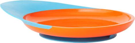 Boon - Talerz Orange/Blue