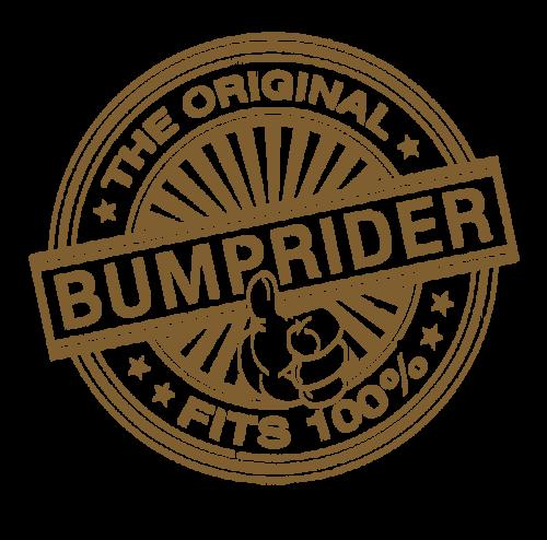 Dostawka do wózka BUMPRIDER - szara