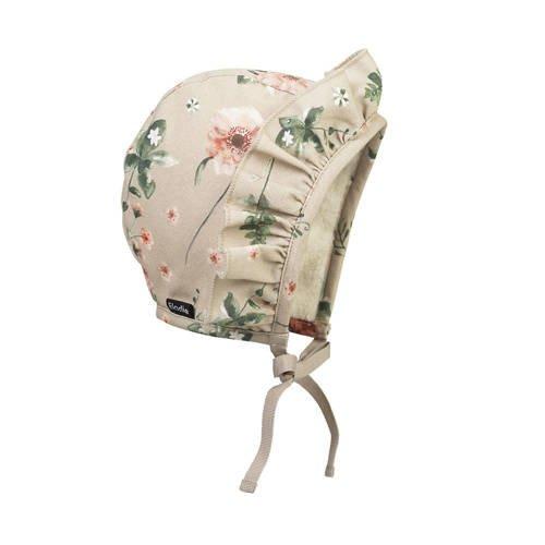Elodie Details - Czapka Winter Bonnet - Meadow Blossom - 6-12 m-cy
