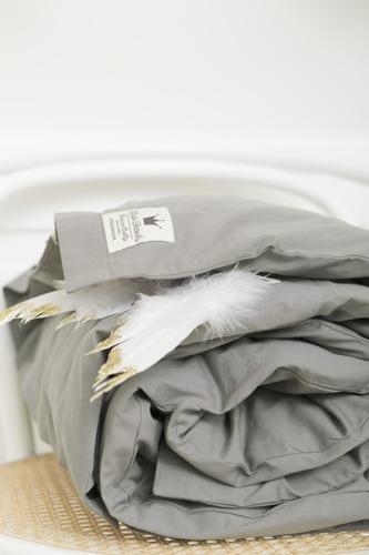 Elodie Details - Komplet pościeli Marble Grey