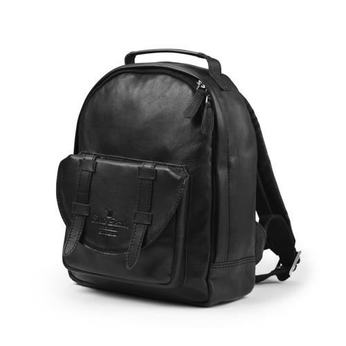 Elodie Details - Plecak BackPack MINI - Black Leather