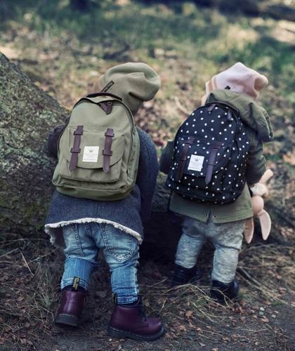 Elodie Details Plecak MINI - Woodland Green