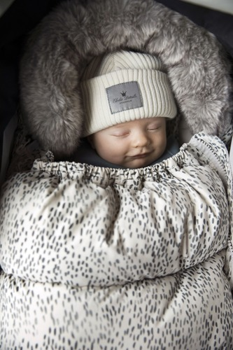 Elodie Details – Śpiworek do wózka Dots of Fauna