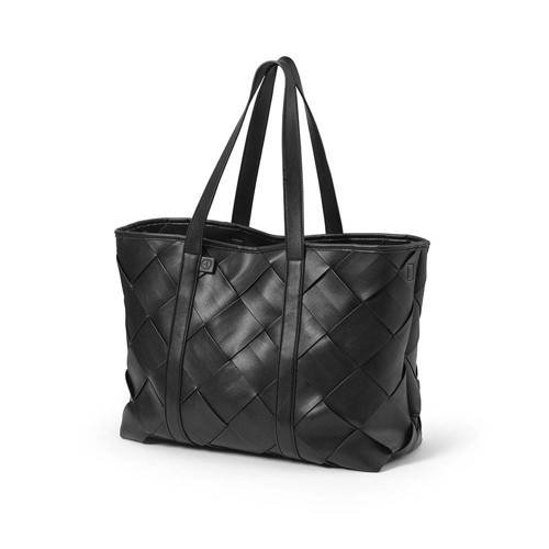 Elodie Details - Torba dla mamy - Tote Braided Leather