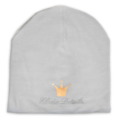 Elodie Details - czapka Marble Grey, 12-24 m-ce